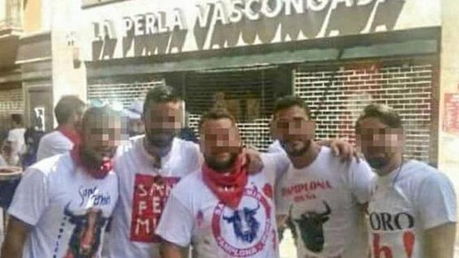 'La manada' se hizo pasar por guardias civiles en Andalucía para conseguir cocaína
