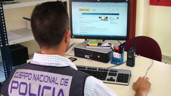 Detenido en Jaén un sospechoso de abusar de uno de sus hijos en Suiza