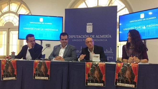 Dieciséis grupos participan en la Muestra de Teatro Aficionado de la Alpujarra