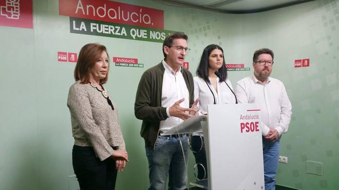 """El PSOE pide al PP que saque a Almería """"del pozo del olvido"""" con los Presupuestos"""