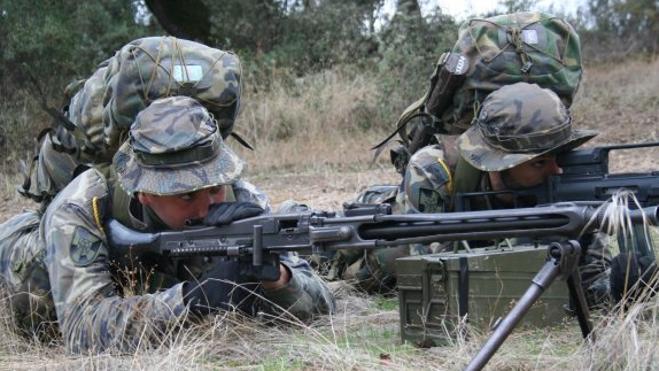 Unidades de la Comandancia General de Ceuta en Viator