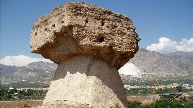 El maravilloso valle granadino de los turistas y visitantes