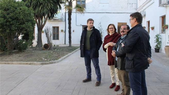 La Diputación destina 180.000 euros a mejoras en calles e infraestructuras de Villacarrillo