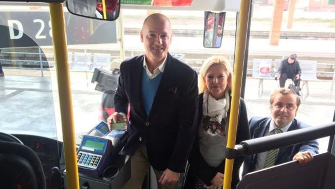 Alsa incorpora buses adaptados a tres de las líneas del Consorcio
