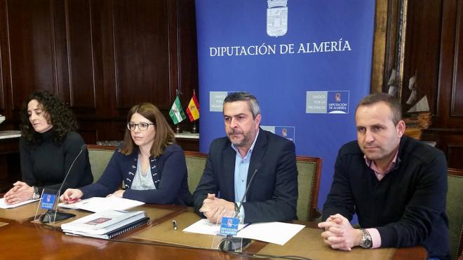 El PSOE presenta una enmienda a la totalidad al presupuesto de la Diputación
