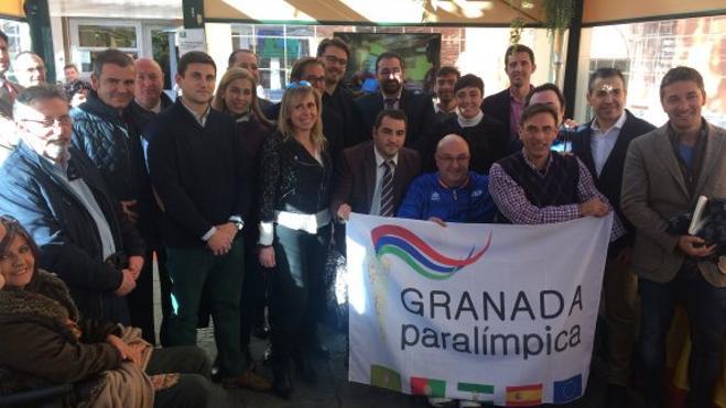 Éxito del Paralympics Networking Granada