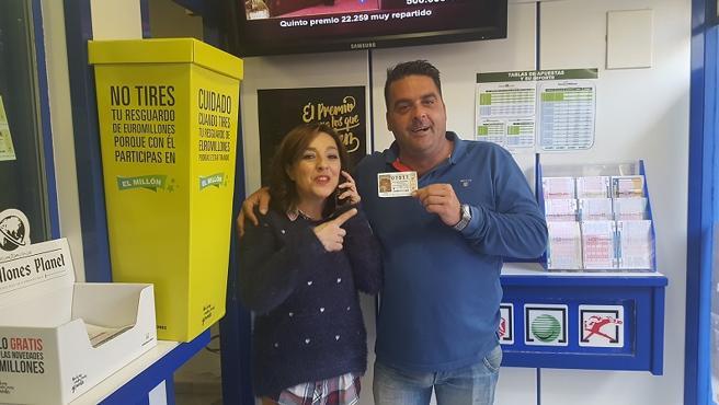 Lotería de Navidad: Más de 8 millones de euros en Andújar