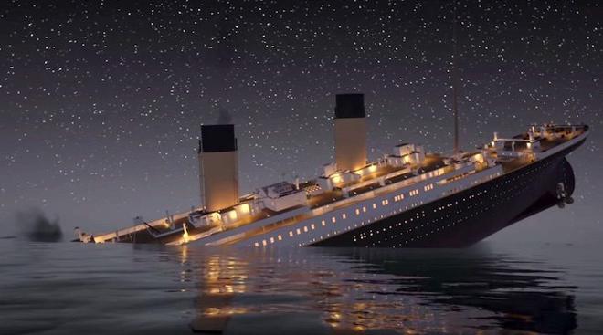 """""""No fue el iceberg"""": afirman haber descubierto la verdadera causa del accidente del Titanic"""