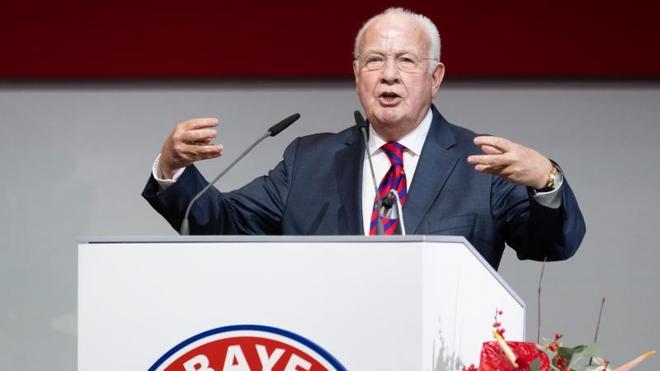 """En el Bayern se habla alemán o """"habrá multa"""""""