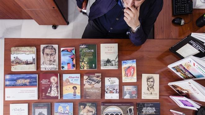 El IEA difunde la historia y la cultura de Almería a través de 25 publicaciones