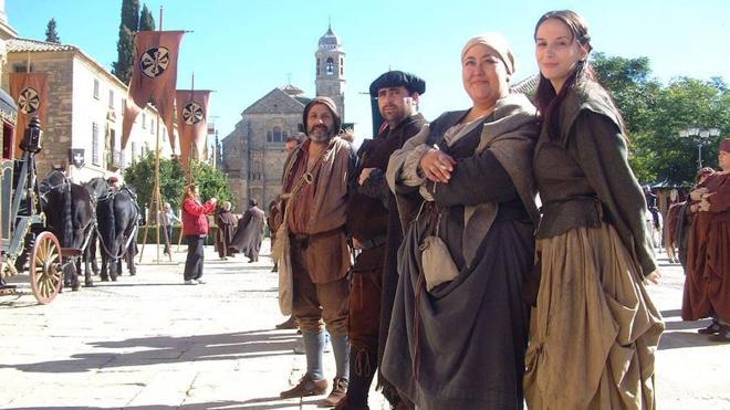 Jaén, tierra encantada de cine