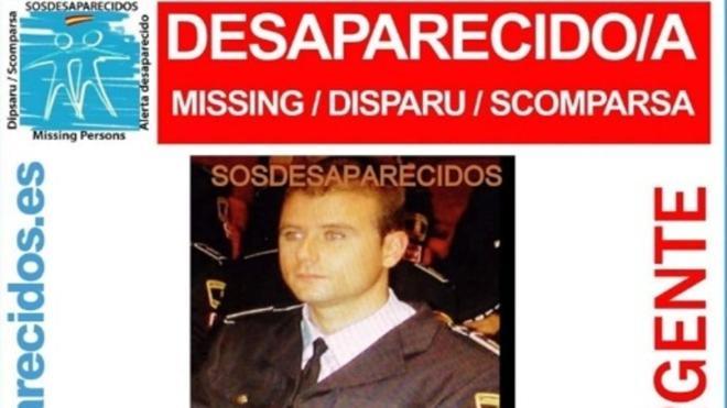 Buscan a un policía local desaparecido desde el pasado lunes