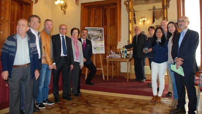 Las Rutas del Almendro en Flor llegan a diez municipios