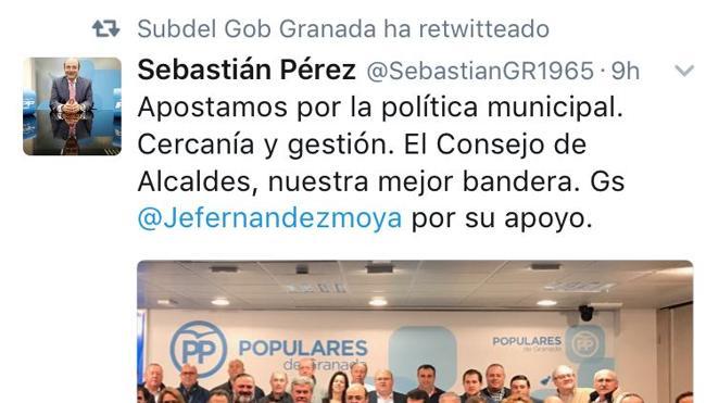 """El PSOE denuncia la """"utilización política que hace el PP"""" de la Subdelegación del Gobierno"""