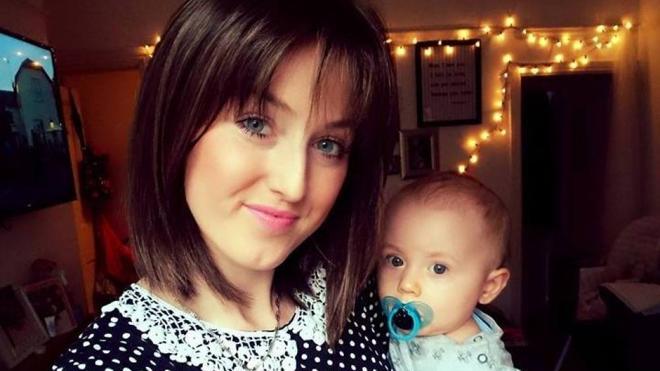 Un bebé salva la vida de su madre al negarse a tomar el pecho