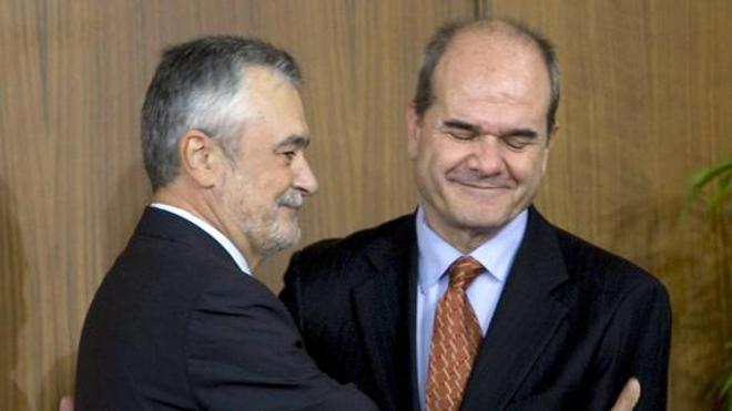 Un exalto cargo de la Junta preside la sección que juzgará a Chaves y Griñán