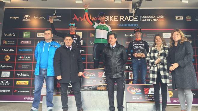 La Andalucía Bike Race culmina en Linares