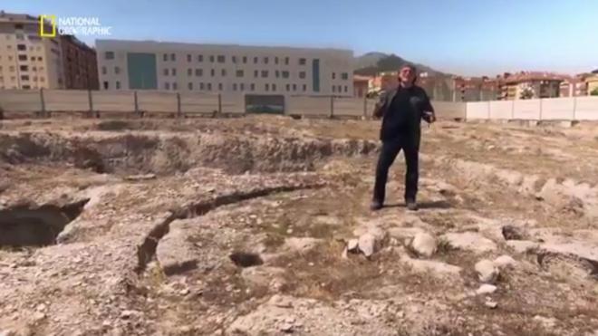 La Atlántida de Platón en Jaén, según National Geographic