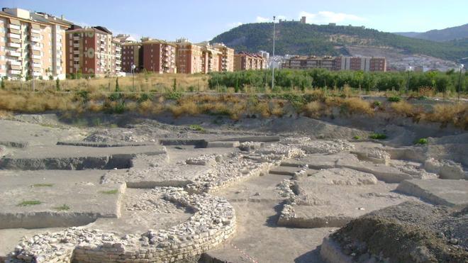 Jardines arqueológicos para Marroquíes Bajos