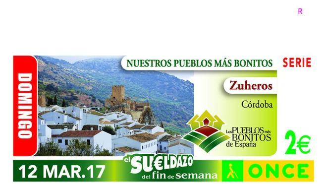 Un vecino de Huércal de Almería gana un millón y medio en el sorteo de la ONCE