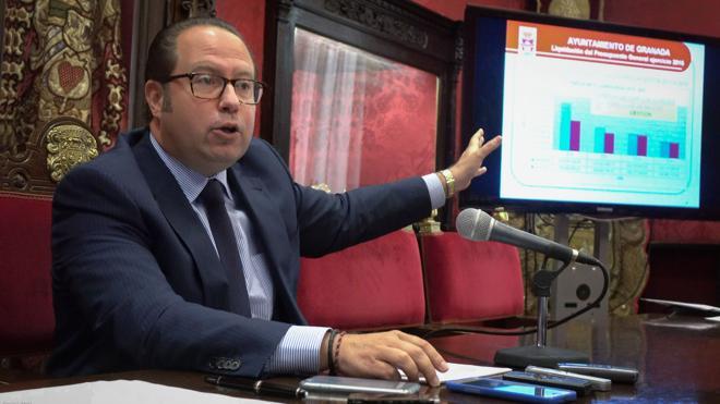 Curro Ledesma, citado a declarar como investigado por los Consorcios de Empleo