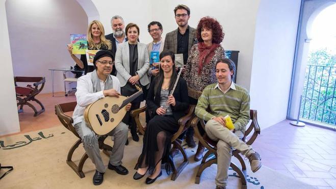 La Alhambra pone música y lectura a la Torre de la Justicia