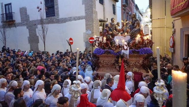 Dónde ver La Santa Cena