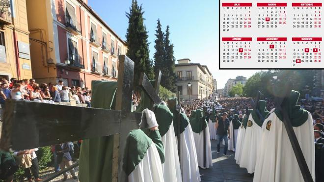 ¿Cuándo cae la Semana Santa en 2018? Fechas