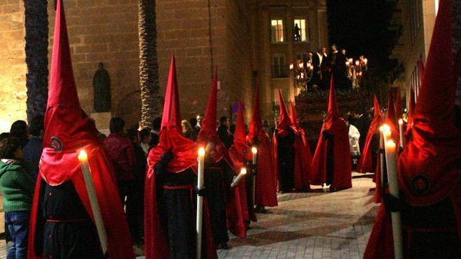 Estas son las procesiones de hoy, Viernes Santo