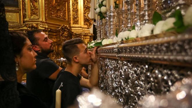 Concha, la cofradía que ve la Alhambra