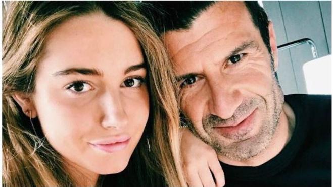 El escandaloso titular de un periódico mexicano sobre la hija de Figo