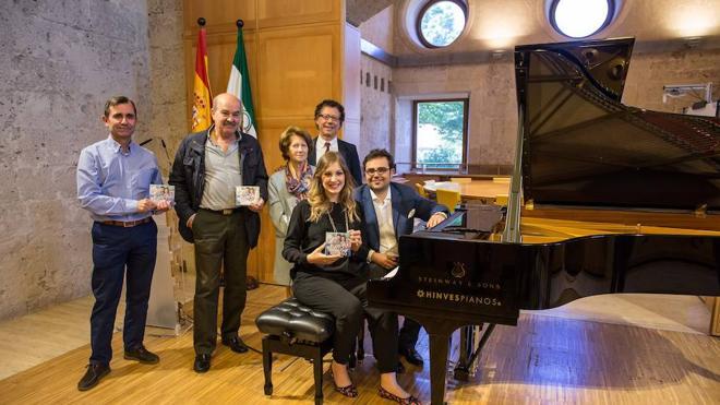 La Alhambra rinde homenaje al maestro Francisco Alonso con un recital gratuito