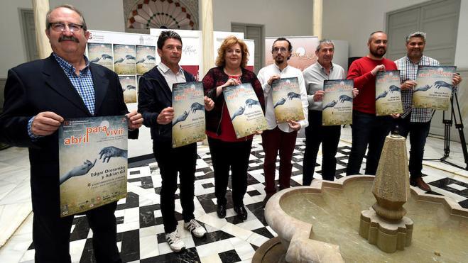 'Abril para vivir' acercará la canción de autor a cinco pueblos de Granada