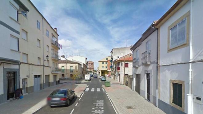Apuñala a un policía local en Salamanca