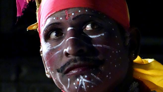 La deslumbrante piel del Rajastán