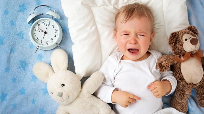 ¿Tu bebé no duerme? Ya existe solución