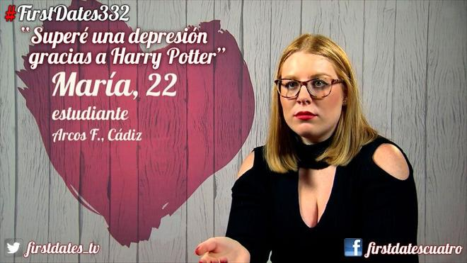 Harry Potter en 'First Dates'