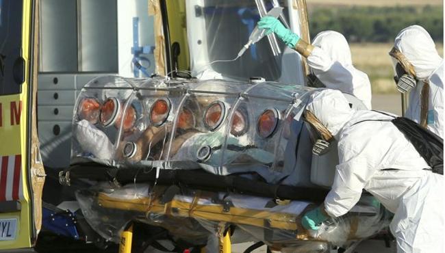 Tres muertos por ébola; declarada una epidemia en la República Democrática del Congo