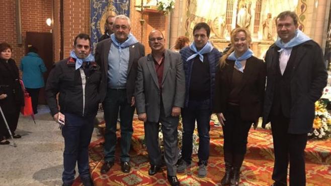 Cabra del Santo Cristo refuerza lazos con Burgos