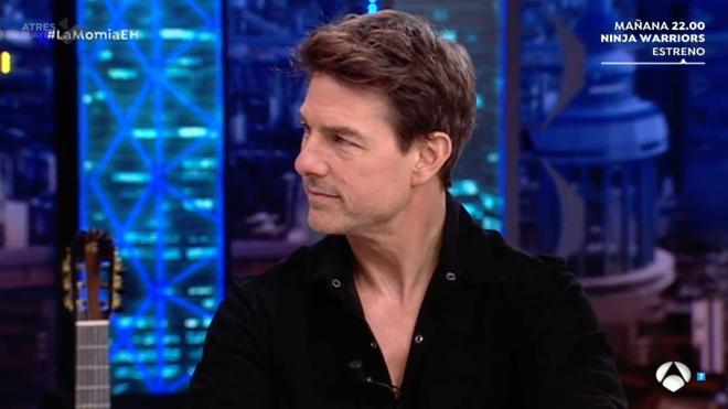 Tom Cruise sorprende con el español en 'El Hormiguero'